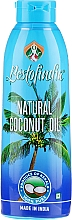 Parfémy, Parfumerie, kosmetika Kokodový olej přírodní na tělo a vlasy - Bestofindia Natural Coconut Oil
