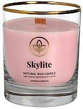Parfémy, Parfumerie, kosmetika Dekorativní svíčka ve sklenici, 8x9,5cm - Artman Skylite