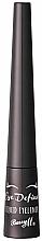 Parfémy, Parfumerie, kosmetika Oční linka - Barry M Waterproof Eye Define Liquid Eyeliner