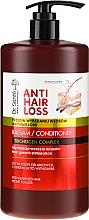 Parfémy, Parfumerie, kosmetika Balzám pro oslabené a náchylené k vypadávání vlasy s pumpičkou - Dr. Sante Anti Hair Loss Balm