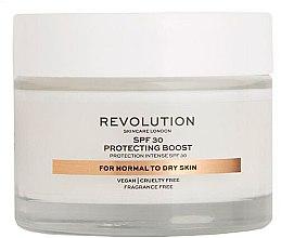 Parfémy, Parfumerie, kosmetika Hydratační krém - Revolution Skincare Protecting Boost SPF30