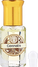 Parfémy, Parfumerie, kosmetika Song of India Cannabis - Olejový parfém