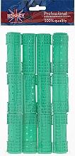 Parfémy, Parfumerie, kosmetika Natáčky 25/65 mm, zelené - Ronney Hollow Magntic Rollers