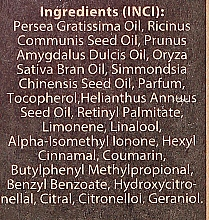 Olej na bradu - Be-Viro Beard Oil Vanilla Palo Santo Tonka Boby — foto N4