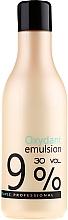 Parfémy, Parfumerie, kosmetika Peroxid vodíku v emulzi 9% - Stapiz Professional Oxydant Emulsion 30 Vol