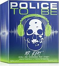 Parfémy, Parfumerie, kosmetika Police To Be Mr Beat - Toaletní voda