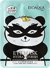 Parfémy, Parfumerie, kosmetika Maska pro péče o pleť kolem očí - Bioaqua Eye Mask Hydra Nourish
