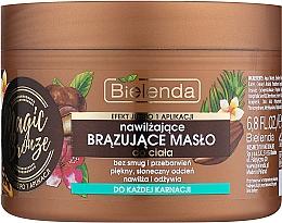 Parfémy, Parfumerie, kosmetika Bronzující tělový olej - Bielenda Magic Bronze Moisturizing Bronzing Body Butter