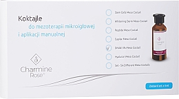 Parfémy, Parfumerie, kosmetika Zpevňující koktejl - Charmine Rose DMAE 3% Meso Coctail