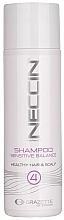 Parfémy, Parfumerie, kosmetika Šampon na vlasy - Grazette Neccin Shampoo Sensitive Balance 4