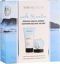 Parfémy, Parfumerie, kosmetika Sada - Miraculum Woda Termalna (scrub/150ml + cr/mask/50ml)