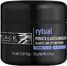 Parfémy, Parfumerie, kosmetika Modelační pomada na vlasy - Black Professional Line Rytual