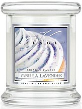 Parfémy, Parfumerie, kosmetika Vonná svíčka ve sklenici - Kringle Candle Vanilla Lavender