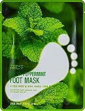 Parfémy, Parfumerie, kosmetika Maska na nohy - Tony Moly Fresh Peppermint Foot Mask