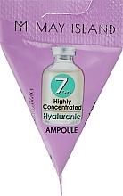 Parfémy, Parfumerie, kosmetika Sérum s kyselinou hyaluronovou - May Island 7 Days Highly Concentrated Hyaluronic Ampoule