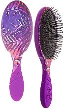 Parfémy, Parfumerie, kosmetika Kartáč na vlasy - Wet Brush Pro Detangler Neon Summer Tropics Purple