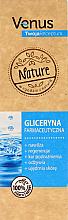 Parfémy, Parfumerie, kosmetika Farmaceutický glycerin - Venus Nature Your Recipe Pharmaceutical Glycerin