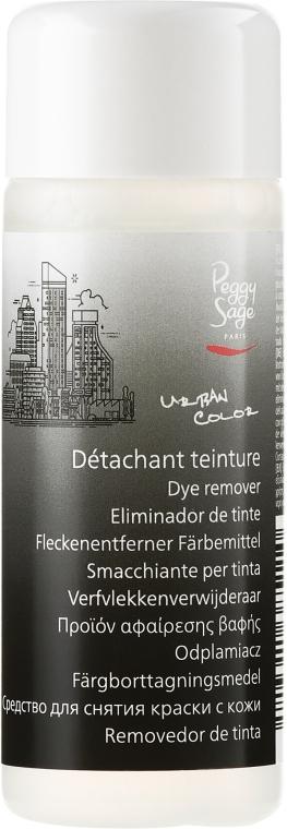 Prostředek pro odstraňování barvy s kůží - Peggy Sage Dye Remover — foto N1