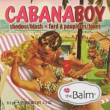 Parfémy, Parfumerie, kosmetika Tvářenka - TheBalm Shadow-Blush Cabana Boy