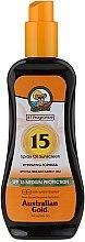Parfémy, Parfumerie, kosmetika Opalovací sprej - Australian Gold Tea Tree&Carrot Oils Spray SPF15