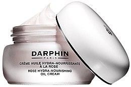 Parfémy, Parfumerie, kosmetika Výživný krémový olej pro suchou pokožku - Darphin Rose Hydra-Nourishing Oil Cream