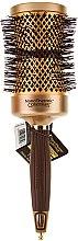 Parfémy, Parfumerie, kosmetika Kulatý kartáč 62mm - Olivia Garden Nano Thermic Ceramic + Ion Thermic Contour Thermal d 62