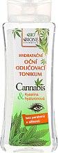 """Parfémy, Parfumerie, kosmetika Uklidňující a obnovující oční tonikum """"Konopí"""" - Bione Cosmetics Cannabis Eyes Tonic"""