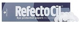 Parfémy, Parfumerie, kosmetika RefectoCil papírky pod řasy (96ks) - RefectoCil Eye Protection Papers