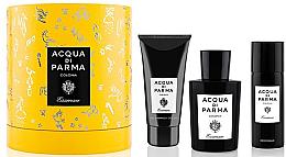 Parfémy, Parfumerie, kosmetika Acqua Di Parma Colonia Essenza - Sada (edc/100ml + sh/gel/75ml + deo/50ml)