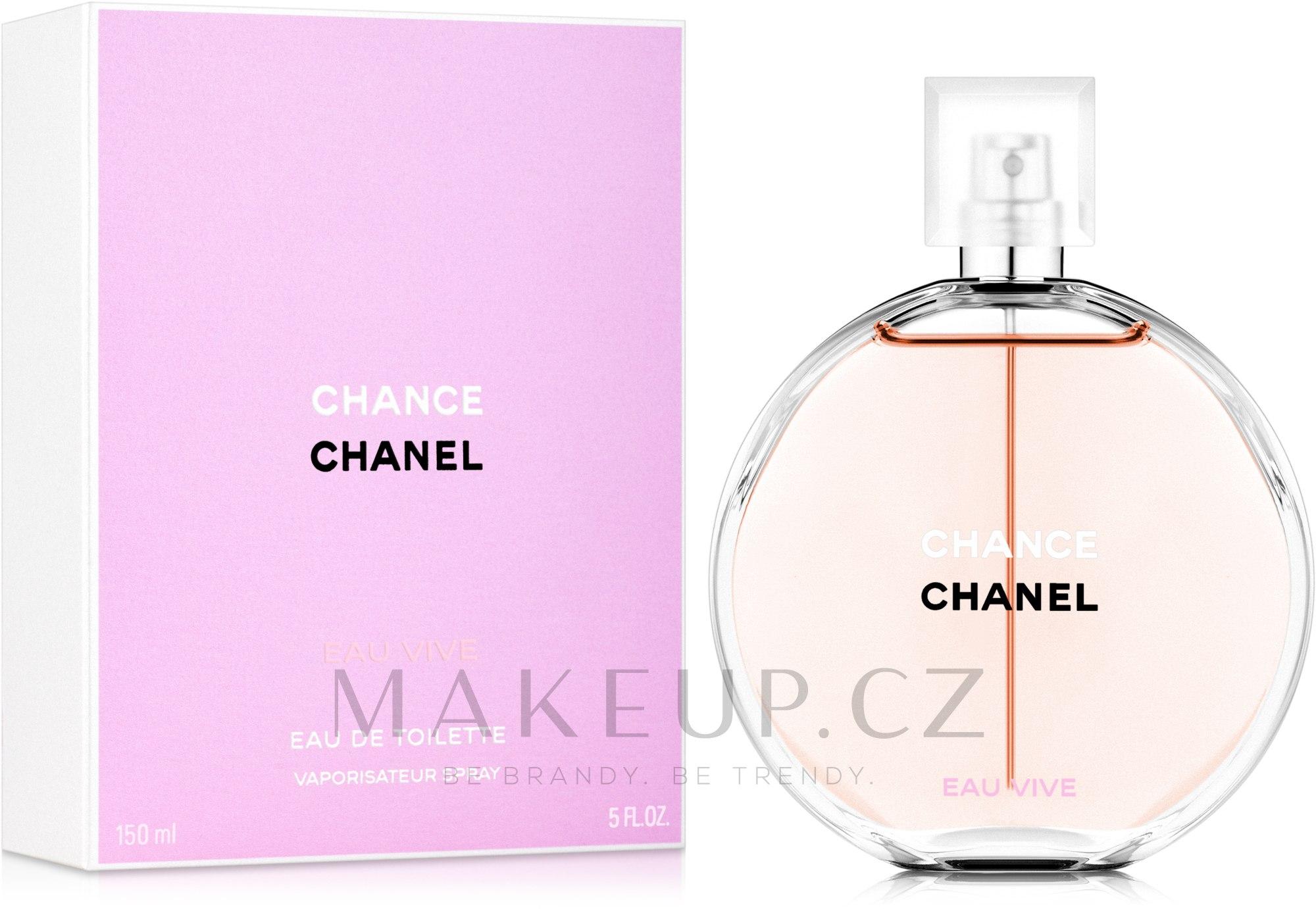 Chanel Chance Eau Vive - Toaletní voda — foto 150 ml