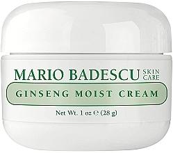 Parfémy, Parfumerie, kosmetika Hydratační pleťový krém - Mario Badescu Ginseng Moist Cream