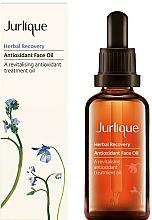 Parfémy, Parfumerie, kosmetika Revitalizující antioxidační olej na obličej - Jurlique Herbal Recovery Antioxidant Face Oil