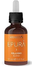 Parfémy, Parfumerie, kosmetika Zklidňující koncentrát na vlasy - Vitality's Epura Relaxing Blend