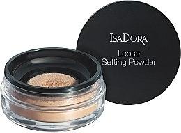 Parfémy, Parfumerie, kosmetika Sypký pudr na obličej - IsaDora Loose Setting Powder