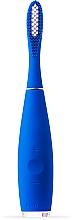 Parfémy, Parfumerie, kosmetika Elektrický zubní kartáček s funkcí regulace intenzity - Foreo Issa 2 Cobalt Blue