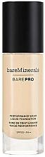 Parfémy, Parfumerie, kosmetika Tónový základ na obličej - Bare Escentuals Bare Minerals Barepro 24-Hour Full Coverage Liquid Foundation Spf20
