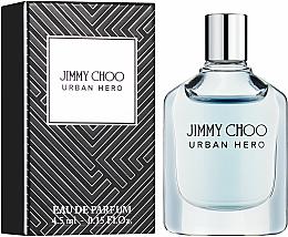 Parfémy, Parfumerie, kosmetika Jimmy Choo Urban Hero - Parfémovaná voda (mini)