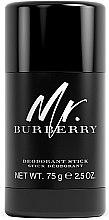 Parfémy, Parfumerie, kosmetika Burberry Mr. Burberry - Deodorant v tyčince
