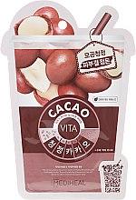 Parfémy, Parfumerie, kosmetika Maska na obličej Kakao - Mediheal Vita Cacao Mask