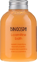 Parfémy, Parfumerie, kosmetika Koupelová pěna s L-karnitinem - BingoSpa