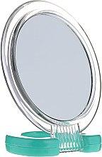 Parfémy, Parfumerie, kosmetika Kosmetické zrcátko, 5053, zelené - Top Choice