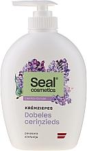 "Parfémy, Parfumerie, kosmetika Krémové mýdlo ""Šeřík"" - Seal Cosmetics Cream Soap Limited Edition"