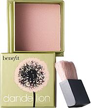 Parfémy, Parfumerie, kosmetika Tvářenka na obličej - Benefit Dandelion Blush Powder