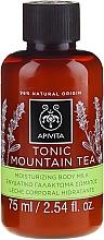 """Parfémy, Parfumerie, kosmetika Mléko pro tělo hydratační """"Tonizující horský čaj"""" - Apivita Tonic Mountain Tea Moisturizing Body Milk"""
