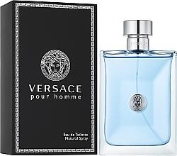 Parfémy, Parfumerie, kosmetika Versace Versace pour Homme - Toaletní voda