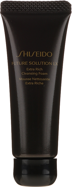 Sada - Shiseido Future Solution LX Eye and Lip Contour Regenerating Cream Kit (cr/6ml+foam/15ml+eye/lip/cr/17ml) — foto N2