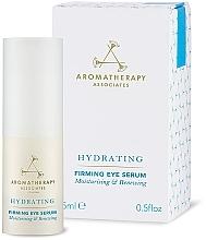 Parfémy, Parfumerie, kosmetika Hydratační zpevňující sérum na oční okolí - Aromatherapy Associates Hydrating Firming Eye Serum