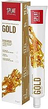 Parfémy, Parfumerie, kosmetika Zubní pasta - Splat Gold