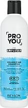 Parfémy, Parfumerie, kosmetika Šampon pro objem vlasů - Revlon Professional Pro You Amplifier Volumizing Shampoo