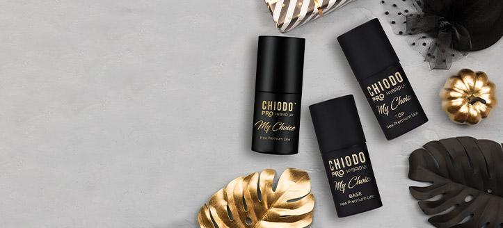 Získej nejlevnější produkt jako dárek při nákupu tří akčních produktů Chiodo Pro
